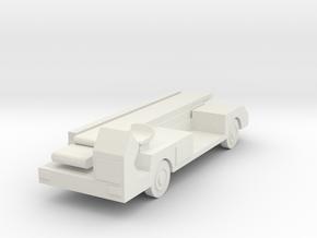 TLD NBL Belt Loader (low) 1/87 in White Natural Versatile Plastic