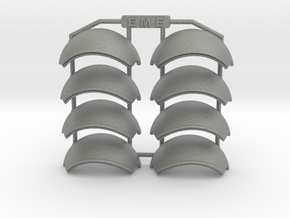 Easy Move Eyelids™ V6-4pair in Gray PA12