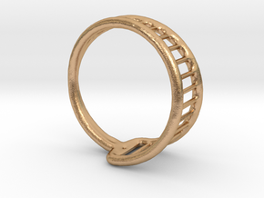 Ring 15 in Natural Bronze