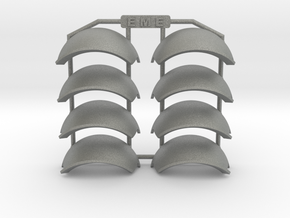Easy Move Eyelids™  V5-4pair in Gray PA12