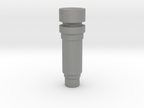 Modular nozzle +1mm in Gray PA12