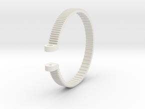 Zocus - Lens Gear For Lend of Diameter 28-300mm in White Natural Versatile Plastic