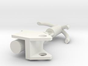 Grappling Hook for Rush Beats in White Natural Versatile Plastic