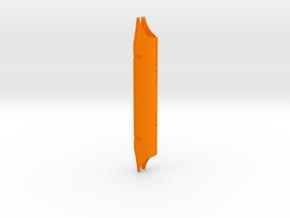 """M26M 6.7"""" (2003 to 2007) TD 20mm in Orange Processed Versatile Plastic"""