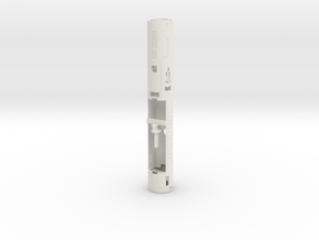 Regional Manager v1 - Chassis CFX-  Part 1/4 in White Natural Versatile Plastic