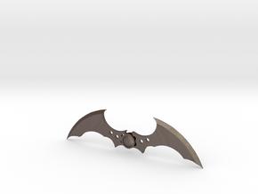 Arkham Asylum Batarang in Stainless Steel