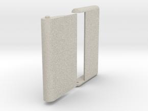 Standard Cardholder in Natural Sandstone