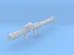 Imperial Rocket Launcher in Smooth Fine Detail Plastic