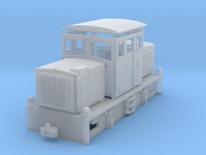 Freelance diesel shunter type-2 in Smoothest Fine Detail Plastic