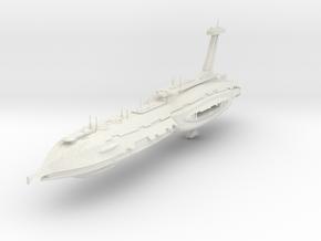 2700 Separatist Providence class Star Wars in White Natural Versatile Plastic