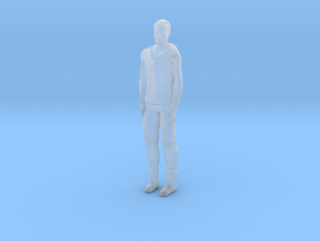 Lost in Space - 1.35 - Will Parka in Smooth Fine Detail Plastic