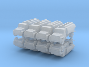 International S1700 Fuel (x8) 1/500 in Smooth Fine Detail Plastic