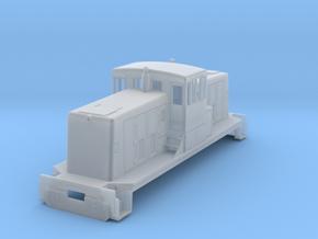 HO Amtrak 1100 GE 80 Tonner in Smooth Fine Detail Plastic