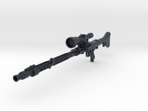 DLT-19x targeting blaster 12 in in Black PA12