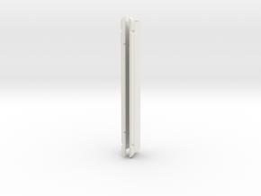 Catalina 25, TD=23mm, slot= 153mm in White Natural Versatile Plastic