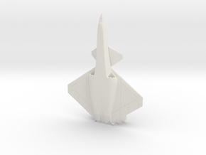 Northrop NATF-23 Navy Advanced Tactical Fighter in White Natural Versatile Plastic: 1:200