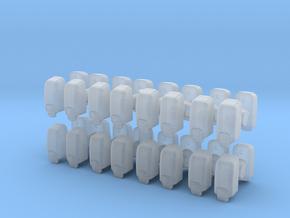 Hand Sanitizer Dispenser (x32) 1/56 in Smooth Fine Detail Plastic