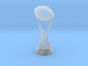 Ultimus Trophy in Smooth Fine Detail Plastic: Small