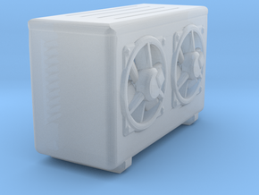 air conditioning Typ B in Smooth Fine Detail Plastic: 1:75