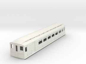 o-100-metropolitan-1905-6-early-motor-coach in White Natural Versatile Plastic
