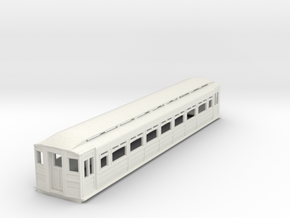 o-100-metropolitan-1905-early-trailer-coach in White Natural Versatile Plastic