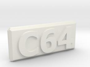 Archon Compilation Cartridge Case (Part 2 of 2) in White Natural Versatile Plastic