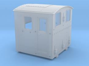04 Drewry Diesel - CAB in Smooth Fine Detail Plastic