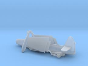Republic F-84 Thunderjet in Smooth Fine Detail Plastic: 1:200