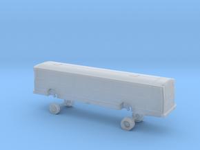 N Scale Bus Gillig Phantom Fairfield FAST 642 in Smooth Fine Detail Plastic