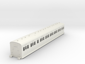 o-43-sr-lswr-d286-pushpull-trailer-coach-1 in White Natural Versatile Plastic