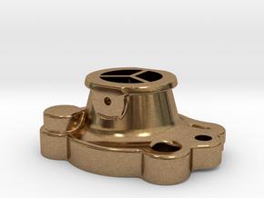Stator V1.3 for Joysway Magic Vee in Natural Brass
