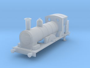 b-148fs-lswr-beattie-well-tank-loco in Smooth Fine Detail Plastic