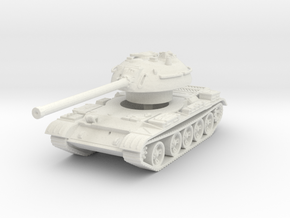 T-54-3 Mod. 1951 1/120 in White Natural Versatile Plastic