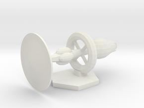 genship with base v2 in White Natural Versatile Plastic