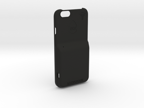 iPhone 6s LooplyCase™ with RileyLink Inlay in Black Natural Versatile Plastic