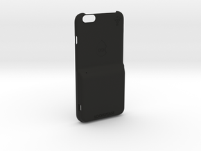 iPhone 6s Plus LooplyCase™ with RileyLink Inlay in Black Natural Versatile Plastic
