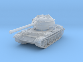 T-54 Mod. 1953 1/285 in Smooth Fine Detail Plastic