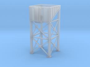 N Coaling Tower/ Behohlungsanlage in Smooth Fine Detail Plastic