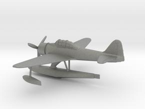 Nakajima A6M2-N Rufe in Gray PA12: 1:144