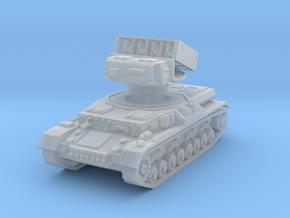 Panzer IV Raketenwerfer 1/160 in Smooth Fine Detail Plastic