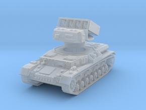 Panzer IV Raketenwerfer 1/285 in Smooth Fine Detail Plastic