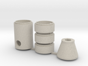 betonput 2020 3 50 in Natural Sandstone