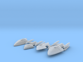 Prometheus Class 1/7000 Attack Wing in Smooth Fine Detail Plastic