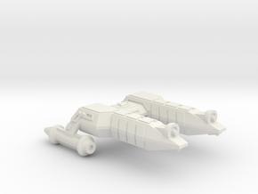 3125 Scale Lyran Frigate Scout (FFS) CVN in White Natural Versatile Plastic