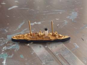 1/1250 HNoMS Viking  in Smooth Fine Detail Plastic