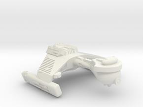 3788 Scale Romulan K5R Frigate WEM in White Natural Versatile Plastic