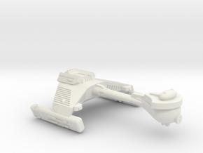 3125 Scale Romulan K5R Frigate WEM in White Natural Versatile Plastic