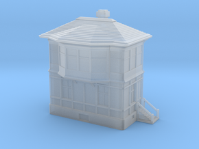 Railway Signal Tower 1/160 in Smooth Fine Detail Plastic
