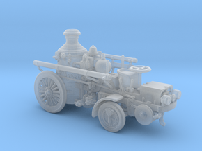 1901 Fire Truck in Smooth Fine Detail Plastic