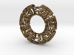 Undead-Academy Torus  in Natural Bronze